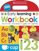 Inc. Scholastic, Scholastic Inc. (COR) - Early Learning Sticker Workbook
