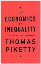 Arthur Goldhammer, Thomas Piketty, Thomas/ Goldhammer Piketty - The Economics of Inequality