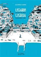 Alexandra Klobouk - Lissabon - im Land am Rand. Lisboa - num país sempre à beira