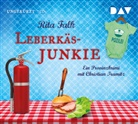 Rita Falk, Christian Tramitz - Leberkäsjunkie, 7 Audio-CDs (Hörbuch)