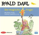 Roald Dahl, Peter Fricke, Cathlen Gawlich, Jörg Schüttauf - Der magische Finger, 1 Audio-CD (Hörbuch)