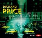 Richard Price, David Nathan, Oliver Rohrbeck - Die Unantastbaren, 7 Audio-CDs (Audio book)