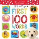 Inc. Scholastic, Scholastic Inc. (COR) - Lift the Flap First 100 Words