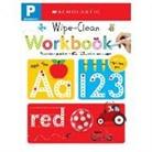 Inc. Scholastic, Scholastic Inc. (COR) - Wipe Clean Workbooks, Pre-k
