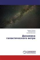 Vardan Elbakyan, Yuri Shchekinov, Yuriy Shchekinov, Evgeniy Vasil'ev - Dinamika galakticheskogo vetra