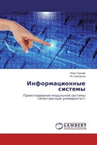 Yan Grigor'ev, Iva Treshchev, Ivan Treshchev - Informatsionnye sistemy