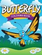 Speedy Publishing Llc - Butterfly Coloring Book