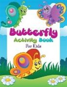 Speedy Publishing Llc - Butterfly Activity Book For Kids