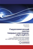 Naza Bulatov, Nazar Bulatov, Ann Grebneva, Anna Grebneva, Liya Zhukova - Gidrokhimicheskiy sintez tverdykh rastvorov {AgCl,AgBr}(t)