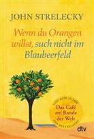 John Strelecky - Wenn du Orangen willst, such nicht im Blaubeerfeld