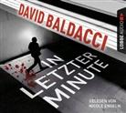 David Baldacci, Nicole Engeln - In letzter Minute, 6 Audio-CDs (Hörbuch)