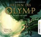Rick Riordan, Marius Clarén - Helden des Olymp - Das Blut des Olymp, 6 Audio-CDs (Hörbuch)