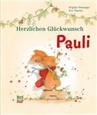 Eve Tharlet, Brigitte Weninger, Eve Tharlet - Herzlichen Glückwunsch, Pauli