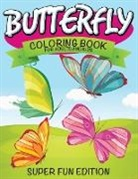 Speedy Publishing Llc - Butterfly Coloring Book For Adults and Kids