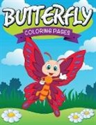 Speedy Publishing Llc - Butterfly Coloring Pages