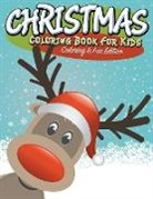 Speedy Publishing Llc - Christmas Coloring Book For Kids