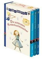 LEWI CARROLL, Lewis Carroll, Carlo Collodi, Carlo u a Collodi, Patricia Schröder, Johann Spyri... - Erst ich ein Stück, dann du - Die schönsten Kinderbuchklassiker, 3 Bde.