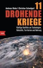 Andrea Rinke, Andreas Rinke, Christian Schwägerl, Peter Palm - 11 drohende Kriege