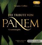 Suzanne Collins, Hanna Hörl, Maria Koschny - Die Tribute von Panem. Band 1-3, 6 Audio-CD, MP3 (Hörbuch)