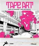 Eva Hauck, Klebeband, Klebebande - Tape Art