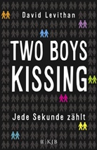 David Levithan - Two Boys Kissing