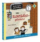 Martin Widmark, Jens Wawrczeck, Maike Dörries - Detektivbüro LasseMaja - Das Eisenbahngeheimnis, 1 Audio-CD (Hörbuch)
