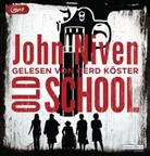 JOHN NIVEN, Gerd Köster - Old School, 2 Audio-CD, MP3 (Hörbuch)