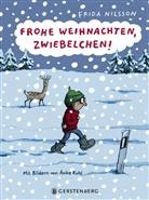 Anke Kuhl, Frida Nilsson, Anke Kuhl, Friederike Buchinger - Frohe Weihnachten, Zwiebelchen!