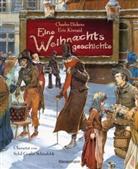 Charles Dickens, Eric Kincaid - Eine Weihnachtsgeschichte