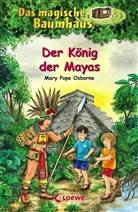 Mary Pope Osborne, Mary Pope Osborne, Petra Theissen, Loewe Kinderbücher - Das magische Baumhaus - Der König der Mayas