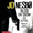Jo Nesbo, Jo Nesbø, Sascha Rotermund - Blood on Snow. Der Auftrag, 4 Audio-CDs (Hörbuch)