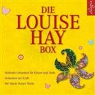 Louise Hay, Louise L. Hay, Rahel Comtesse - Die Louise-Hay-Box, 3 Audio-CDs (Hörbuch)