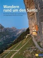R. Gerth, Roland Gerth, S. Papachristos Rickenbach, Sandra Papachristos Rickenbach, Roland Gerth - Wandern rund um den Säntis