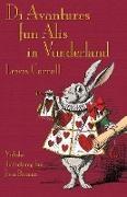 Lewis Carroll, John Tenniel - Di Avantures Fun Alis in Vunderland - Alice's Adventures in Wonderland in Yiddish