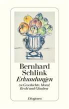 Bernhard Schlink - Erkundungen