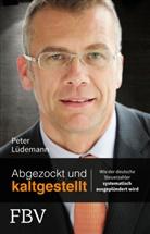 Peter Lüdemann, Peter Sloterdijk - Abgezockt und kaltgestellt