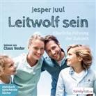 Jesper Juul, Claus Vester - Leitwolf sein, 2 Audio-CDs (Hörbuch)