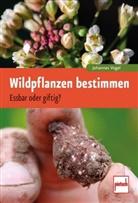 Johannes Vogel - Wildpflanzen bestimmen