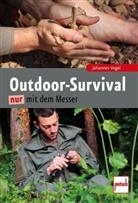 Johannes Vogel - Outdoor-Survival nur mit dem Messer