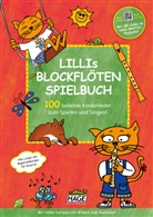 Helmu Hage, Helmut Hage - Lillis Blockflöten Spielbuch, m. Audio-CD