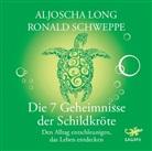 Aljosch Long, Aljoscha Long, Ronald Schweppe, Ronald P. Schweppe, Gabi Franke, Sibylle Nicolai - Die 7 Geheimnisse der Schildkröte, 4 Audio-CDs (Hörbuch)