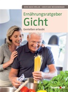 Sven-Davi Müller, Sven-David Müller, Christiane Weissenberger - Ernährungsratgeber Gicht