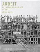 Fabi Müller, Markus Schürpf, Ricabeth Steiger, Schweizerisches Nationalmuseum - Arbeit / Le Travail