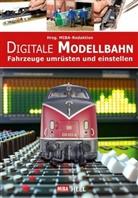 Gideon Grimmel, Gerhar Peter, Gerhard Peter, Tobias Pütz, Tobias Pütz u a - Digitale Modellbahn