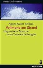 Agnes Kaiser Rekkas - Vollmond am Strand