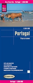 Collectif, Reise Know-How Verlag Peter Rump, XXX - PORTUGAL - 1/350.000