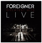 Foreigner - Greatest Hits Live, 1 Audio-CD (Hörbuch)