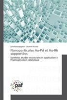 Zer Konuspayeva, Zere Konuspayeva, Laurent Piccolo - Nanoparticules au pd et au rh