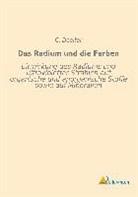 C Doelter, C. Doelter - Das Radium und die Farben