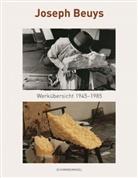 Joseph Beuys, Lotha Schirmer, Lothar Schirmer - Werkübersicht 1945-1985
